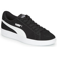 Scarpe Bambino Sneakers basse Puma SMASH V2 SD JR Nero