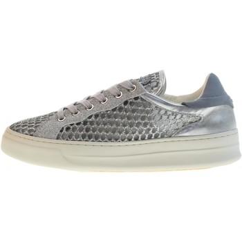 Scarpe Donna Sneakers basse Crime London scarpe donna sneakers con platform 25661991.25 SONIC Argento