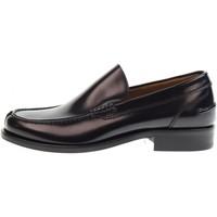 Scarpe Uomo Mocassini Antica Cuoieria scarpe uomo mocassini 20775-G-G04 GLOSS NERO Pelle