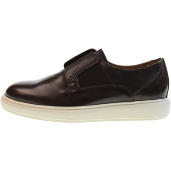 Scarpe Uomo Sneakers basse Antica Cuoieria scarpe uomo mocassini 20793-K-V84 KIRA T.DI MORO Pelle