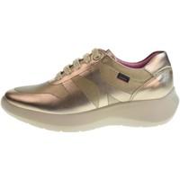 Scarpe Donna Sneakers basse CallagHan scarpe donna sneakers basse 17000 PLATINO Pelle