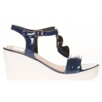 Scarpe Donna Sandali Cassis Côte d'Azur Sandales Orso Bleu marine Blu