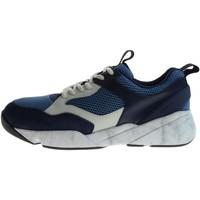 Scarpe Uomo Sneakers basse Cromier scarpe uomo sneakers 2C02 BLU Blu