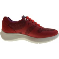Scarpe Donna Sneakers basse CallagHan scarpe donna sneakers basse 17001 ROSSO Pelle