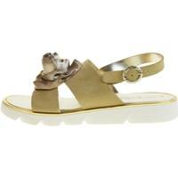 Scarpe Donna Sandali Antica Cuoieria scarpe donna sandali 20852-C-AL5 CAPPUCCINO Pelle