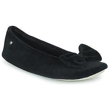 Scarpe Donna Pantofole Isotoner 95810 Nero