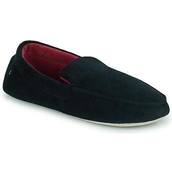 Scarpe Uomo Pantofole Isotoner 96774 Nero
