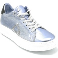 Scarpe Donna Sneakers basse Dreamer C582 Azzurro