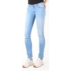 Abbigliamento Donna Jeans slim Wrangler Jeans  Blue Trace W22TF729D