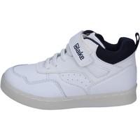 Scarpe Bambino Sneakers alte Blaike BR432 Bianco
