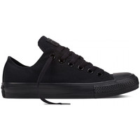 Scarpe Uomo Sneakers basse Converse Chuck taylor all star seasonal ox Nero