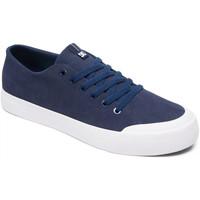 Scarpe Uomo Scarpe da Skate DC Shoes Evan lo zero Blu