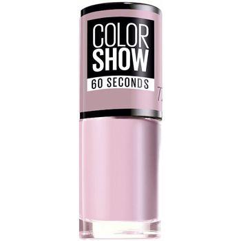 Bellezza Donna Smalti Maybelline Color Show Nail 60 Seconds 77-nebline 7 ml