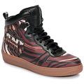 Scarpe Uomo Sneakers alte Roberto Cavalli
