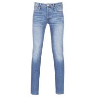 Abbigliamento Uomo Jeans slim Jack & Jones JJIGLENN Blu / Clair