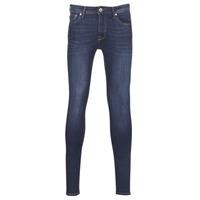 Abbigliamento Uomo Jeans skynny Jack & Jones JJILIAM Blu