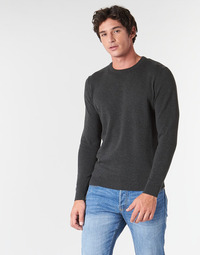 Abbigliamento Uomo Maglioni Jack & Jones JJEBASIC Grigio