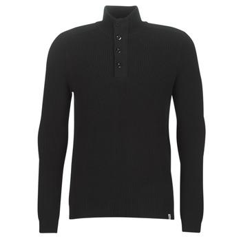 Abbigliamento Uomo Maglioni Jack & Jones JCOWELLINGTON Nero