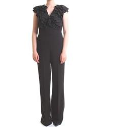 Abbigliamento Donna Tuta jumpsuit / Salopette Camilla Milano TT1077/T946 Nero