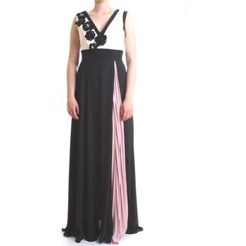 Abbigliamento Donna Abiti lunghi Camilla Milano A1060/T978 Nero