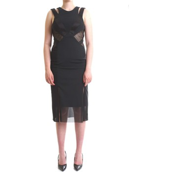 Abbigliamento Donna Abiti corti Silvian Heach CVP19119VE Nero