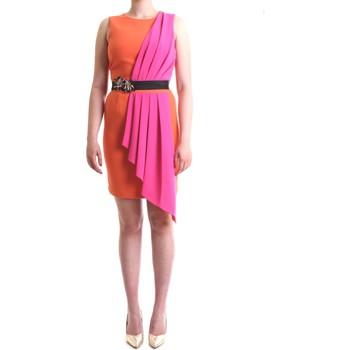 Abbigliamento Donna Abiti corti Silvian Heach CVP19278VE Abito Donna Arancione Arancione