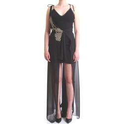 Abbigliamento Donna Abiti lunghi Patrizia Pepe 2A1949 A4XW Nero