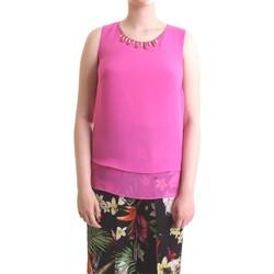 Abbigliamento Donna Top / Blusa Camilla Milano C1016/T833 Fuxia