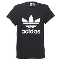 Abbigliamento Donna T-shirt maniche corte adidas Originals BOYFRIEND TEE Nero