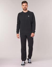 Abbigliamento Uomo Pantaloni da tuta adidas Originals TREFOIL PANT Nero