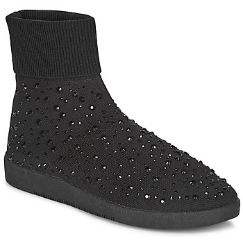Scarpe Donna Sneakers alte André BAYA Nero