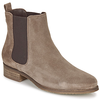 Scarpe Donna Stivaletti André CHATELAIN Taupe