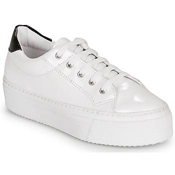 Scarpe Donna Sneakers basse André SODA Bianco