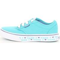 Scarpe Unisex bambino Sneakers basse Vans vn0k2uayw-atwood Scruba-blu