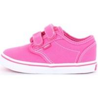 Scarpe Bambina Sneakers basse Vans vn0rqx8ix-atwood-v Magenta