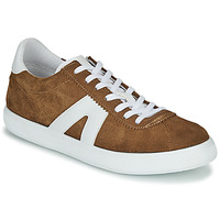 Scarpe Uomo Sneakers basse André GILOT Camel
