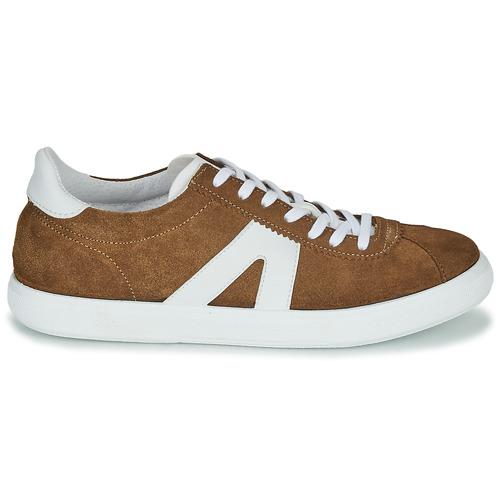 Consegna Scarpe Sneakers 4900 Basse Gilot Camel Uomo Gratuita André Xk8n0wOP