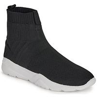 Scarpe Uomo Sneakers alte André LUNAIRE Nero