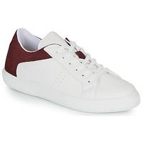 Scarpe Uomo Sneakers basse André BIOTONIC Bianco / Bordeaux
