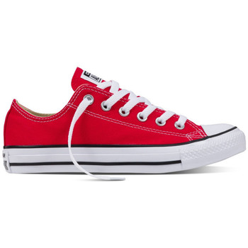 Scarpe Unisex bambino Sneakers basse Converse Chuck taylor all star ox Rosso