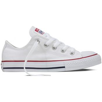 Scarpe Unisex bambino Sneakers basse Converse Chuck taylor all star ox Bianco