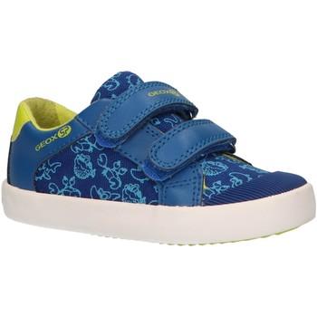 Scarpe Bambino Multisport Geox B821NA 01054 B GISLI Azul