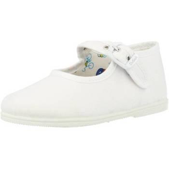 Scarpe Bambina Pantofole Vulladi 32642 Bianco