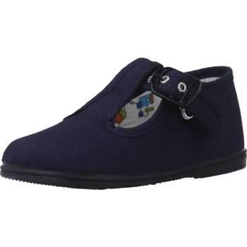 Scarpe Bambino Pantofole Vulladi 727 051 Blu