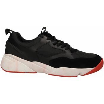 Scarpe Uomo Sneakers basse Cromier TECNOnylon black-nero