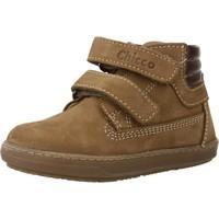 Scarpe Bambino Sneakers alte Chicco GALIS Marrone