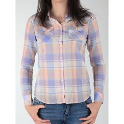 Abbigliamento Donna Camicie Wrangler Western Shirt W5045BNSF Multicolor