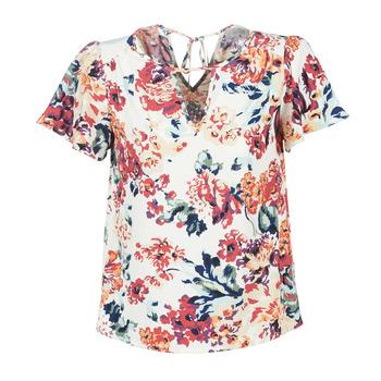 Abbigliamento Donna Top / Blusa Casual Attitude LAURIANA Bianco / Multicolore
