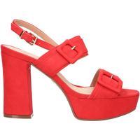 Scarpe Donna Sandali Maria Mare 67362 Rojo