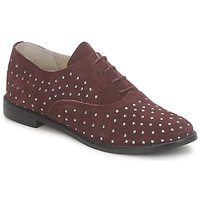 Scarpe Donna Richelieu Meline DERMION BIS BORDEAUX